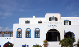 Semeli Hotel Apartments, Accommodation in Agios Prokopios, Naxos